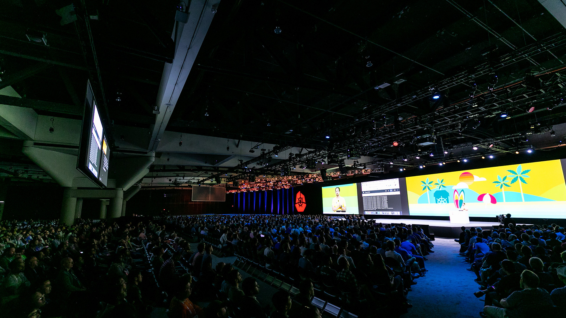 KubeCon Event Keynote