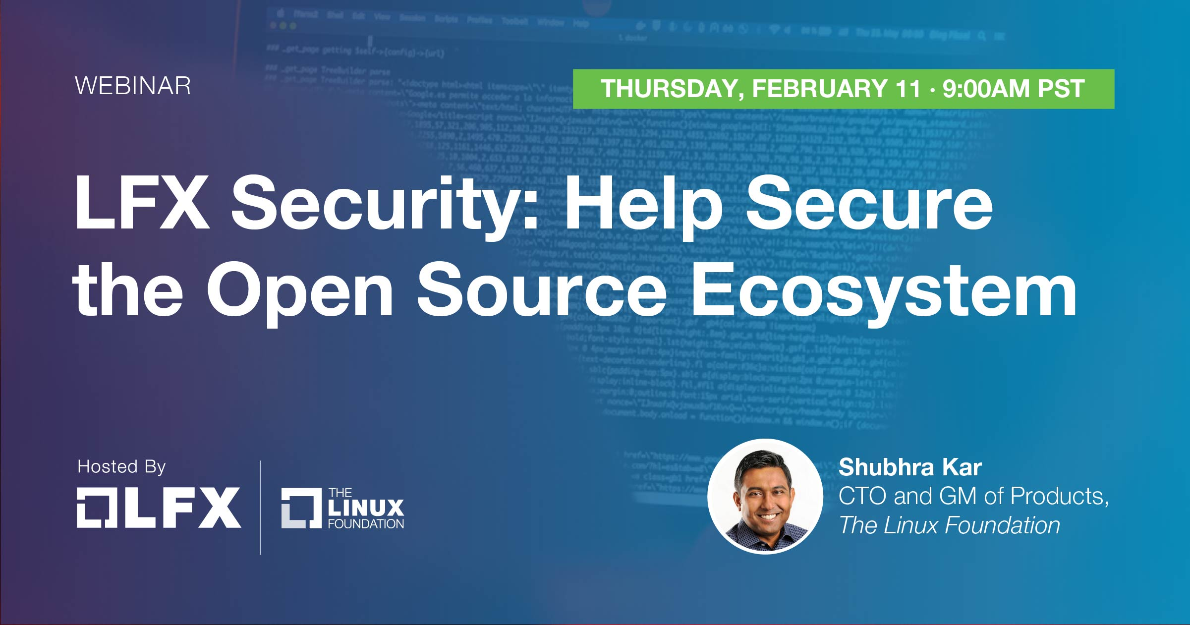 LFX Security: Help Secure the Open Source Ecosystem